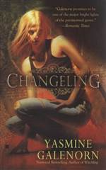 changeling (otherworld/sisters of the moon #2)