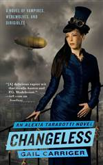 changeless (parasol protectorate #2)