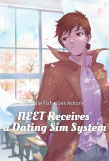 neet receives a dating sim game leveling system